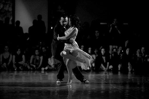 Foto 0 en  - V�deos de tango com Juana Sep�lveda
