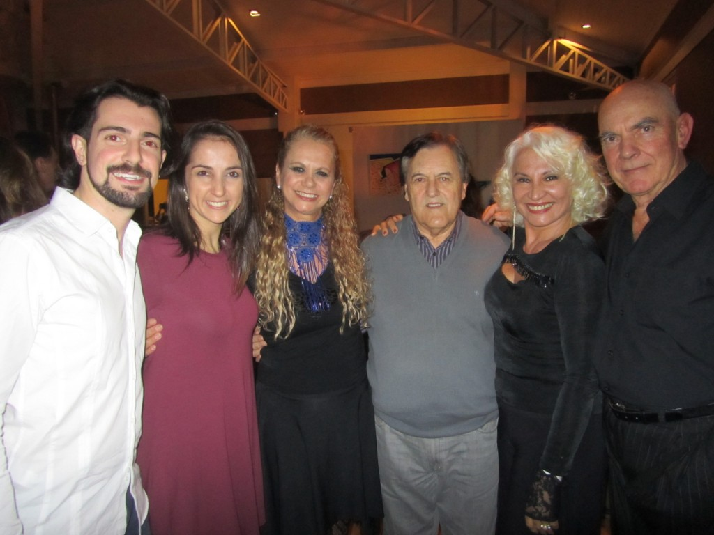 IV Milonga Carlos Gardel junho 2013 095