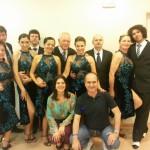 7 dançarinos