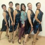 8 damas