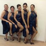 as 5 damas